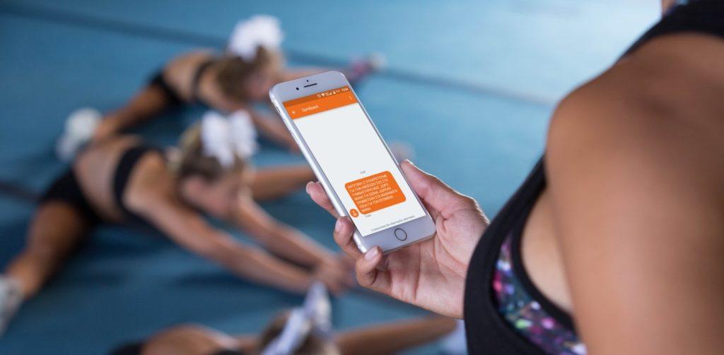 sms μαρκετινγκ γυμναστηριου